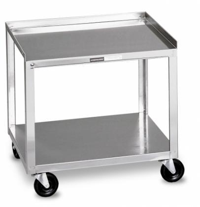 Carros de acero inoxidable rehabilitaci n equipment for Accesorios de bano acero inoxidable