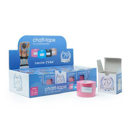 Chatt Tape - Box and All Colors